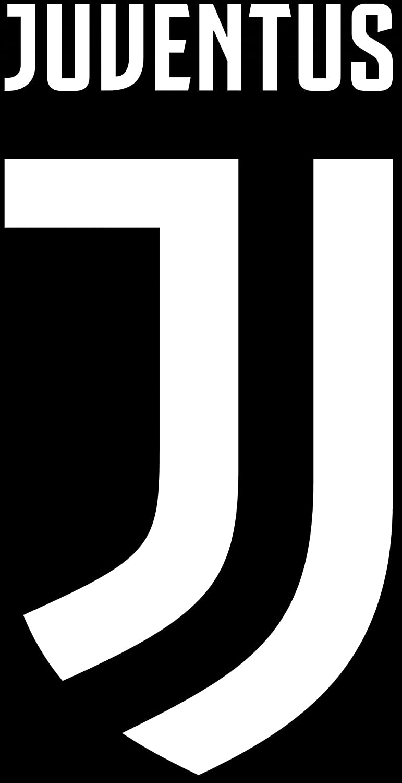 30cm*15,1cm, Nero Lucido Adesivo Sticker Juve Juventus 2018 scritta prespaziato