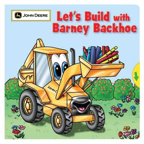Download Let's Build with Barney Backhoe (John Deere) pdf