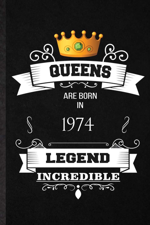 Queens are Born in December 1974