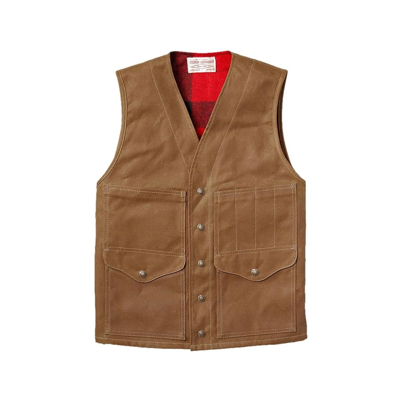 フィルソン Filson メンズ トップス ベスト Lined Cruiser Vest [並行輸入品] B079FT3M1K  M