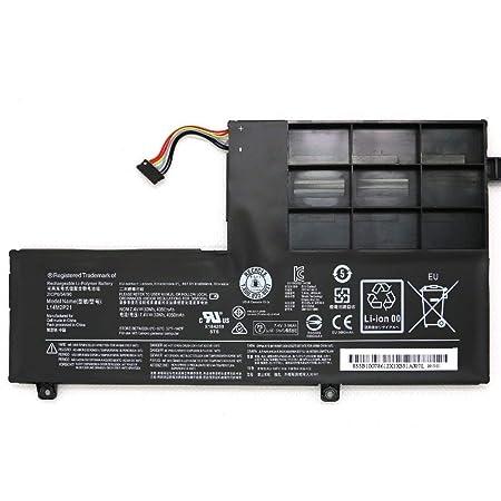 Amazon.com: 7.4V 30Wh 4050mAh L14L2P21 L14M2P21 Laptop ...