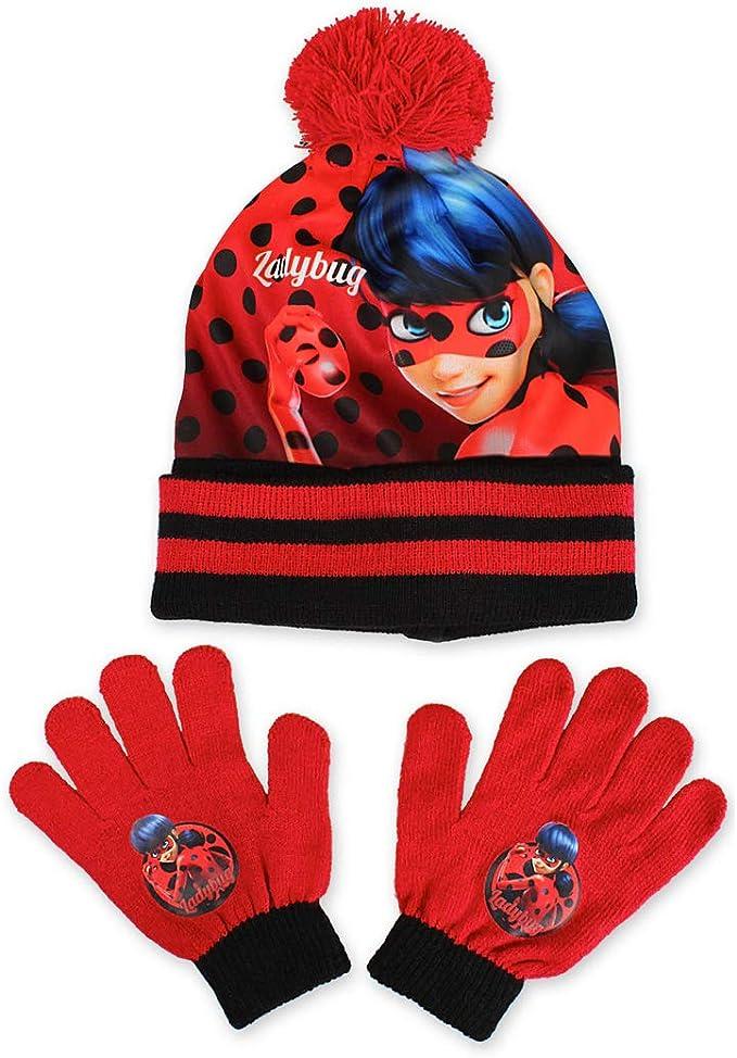 Ladybug Miraculous Coordinato Ragazza