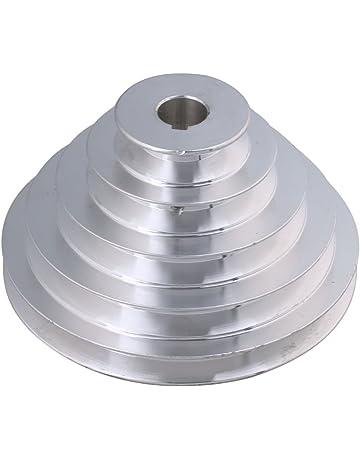 54 mm a 150 mm Diámetro exterior 20 mm de diámetro interior 12.7 mm Aluminio 5