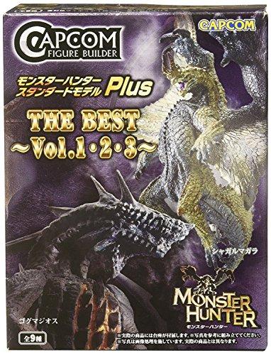 Monster Hunter Capcom Builder Plus The Best Vol. 1, 2, 3