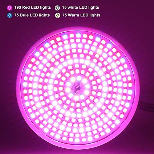 MRJ Upgraded LED Grow Light Bulb