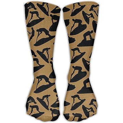 Amazon.com: Mitad de la pantorrilla longitud calcetines Jet ...