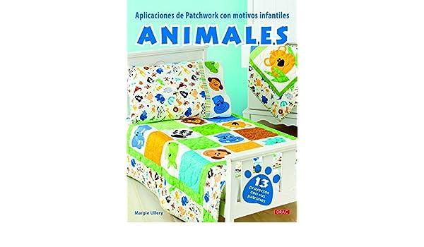 Aplicaciones de Patchwork con motivos infantiles. Animales (Spanish) Paperback – 2014