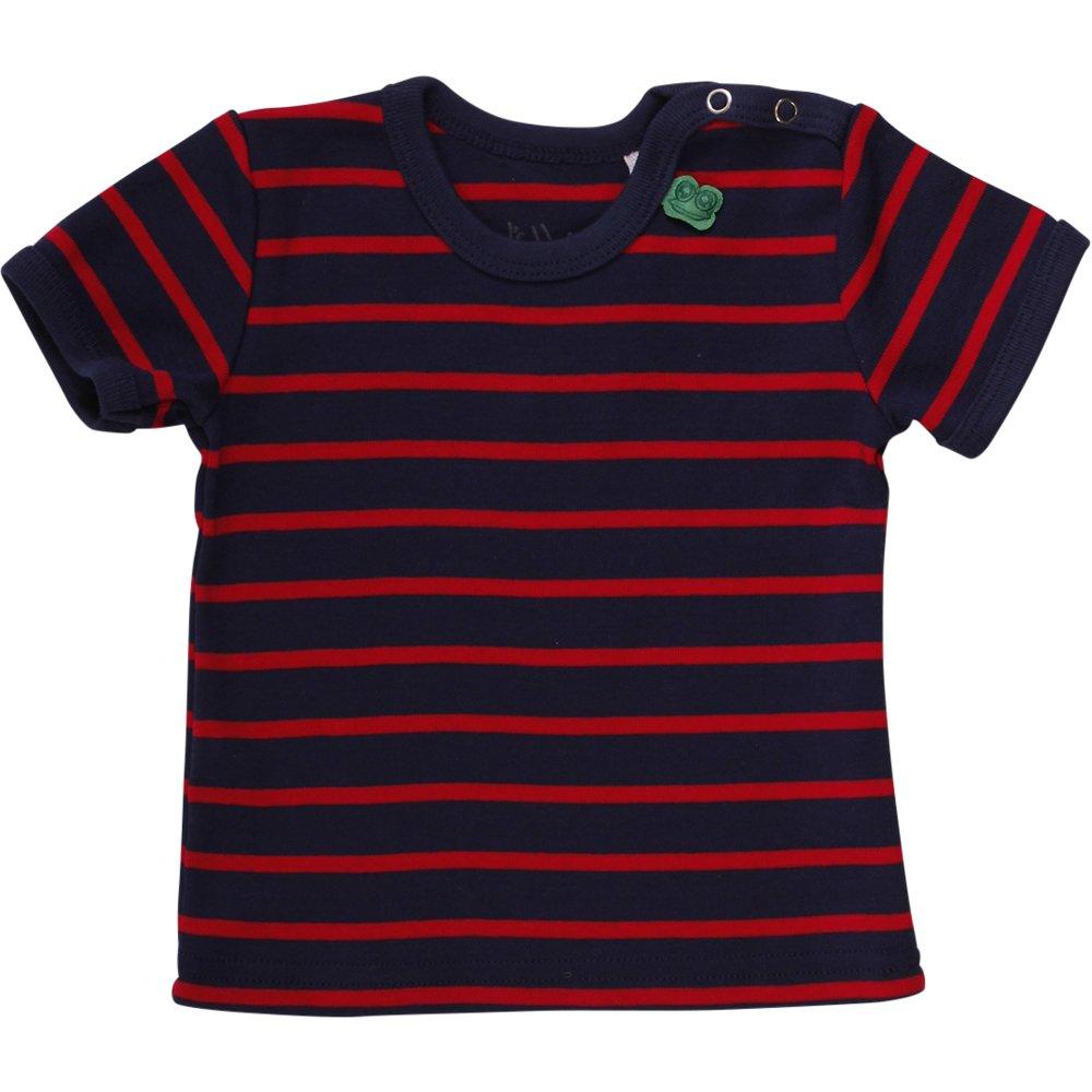 Freds World by Green Cotton Unisex Stripe S//Sl T Baby T-Shirt
