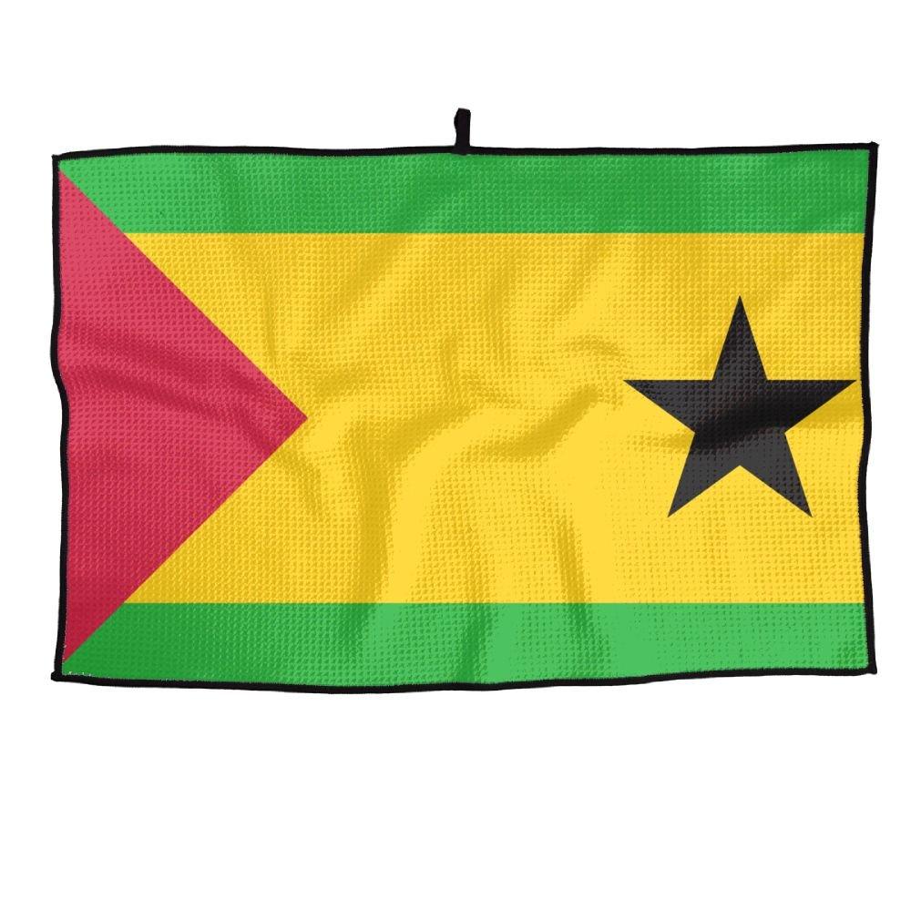 ゲームLife Sao TomeフラグPersonalizedゴルフタオルマイクロファイバースポーツタオル   B07FC72Z8V
