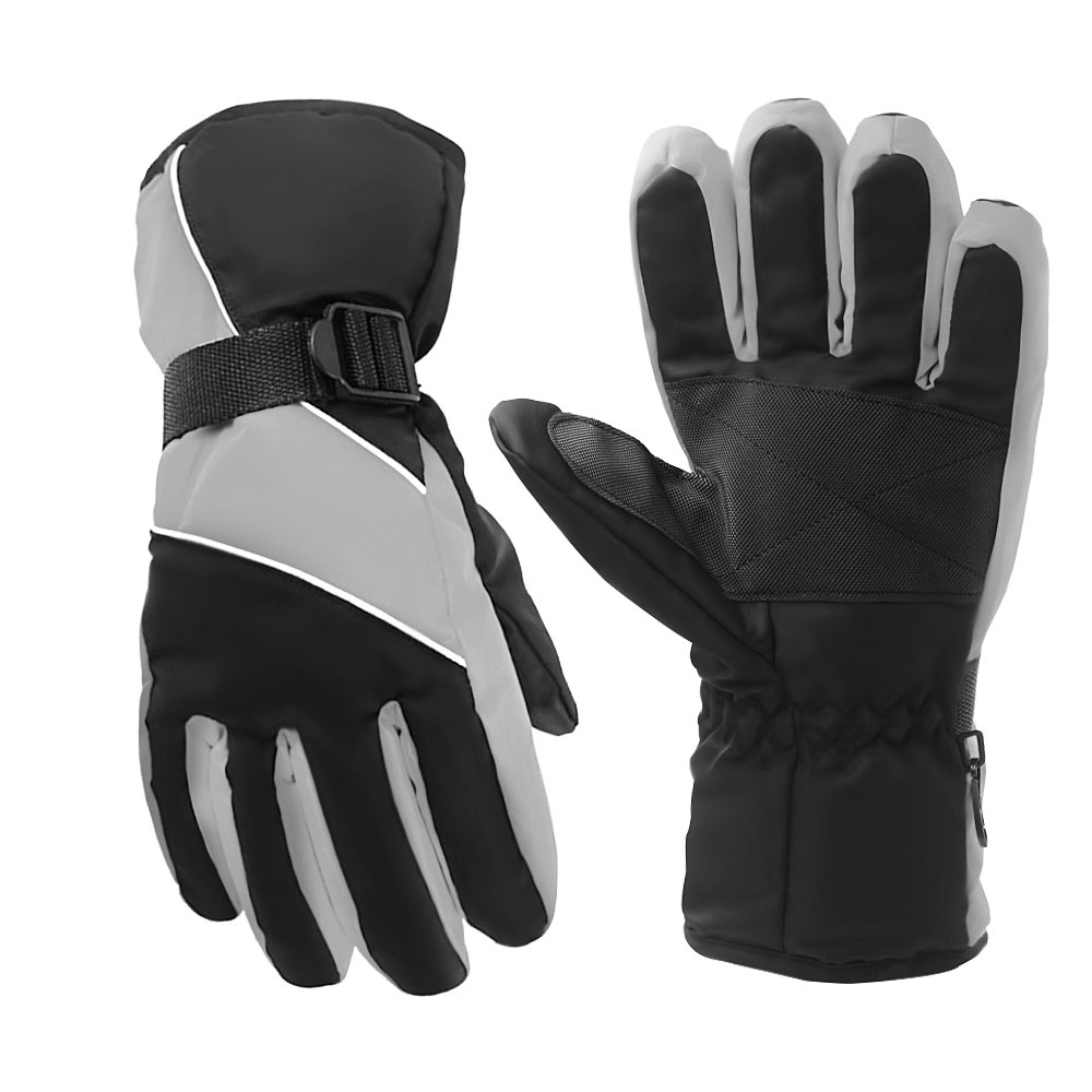 Winter warm gloves outdoor ski windproof cold thickening riding cotton gloves