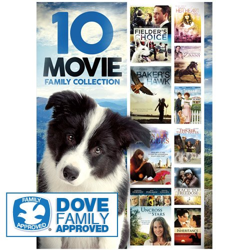 10-Movie Family Pack (Movies On Dvd 2011)