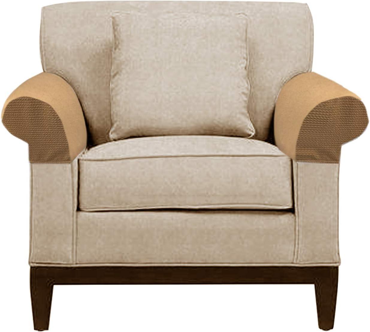 chair arm cover polar fleece armchair
