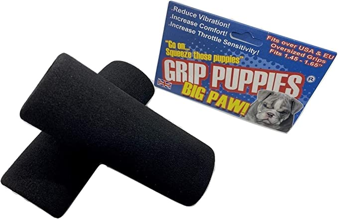 Grip Puppies 2 x Griffgummis Tourengriffe Moto Guzzi Bellagio