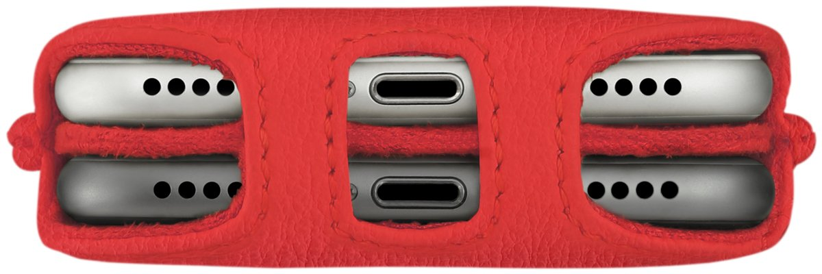 ullu Sleeve for iPhone 8 Plus/ 7 Plus - Bloody Hell Red UDUO7PPL10 by ullu (Image #4)