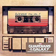 GUARDIANS OF THE GALAXY AWESOME MIX VOL. 1 is the collection of songs featured in the film. Music plays a major role in GUARDIANS OF THE GALAXY as the 1970s songs featured in the film are part of the storyline in a unique way. Explaining how ...