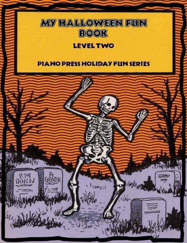 My Halloween Fun Book Level Two by Elizabeth C. Axford et al (2009-09-01) -