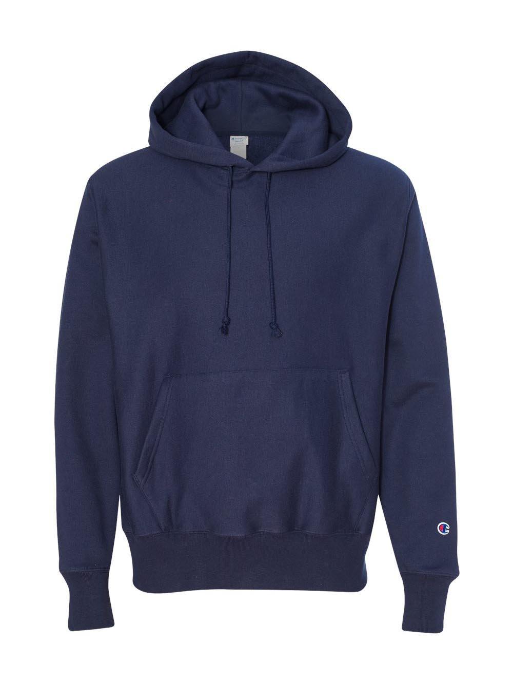 Champion Reverse Weave Hood S101, XL, Team Navy