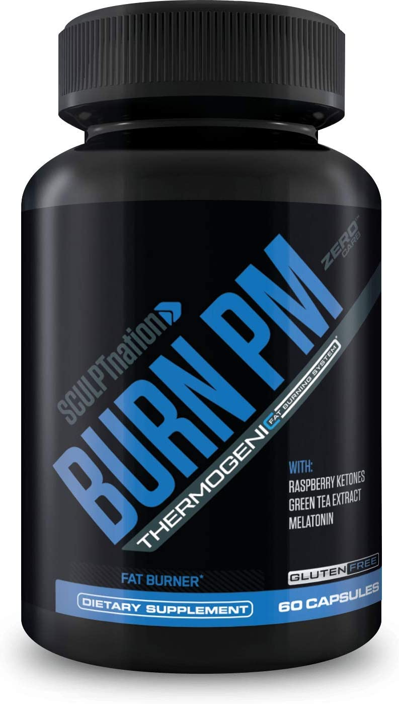SCULPTnation Burn PM 60 Capsules: Health & Personal Care