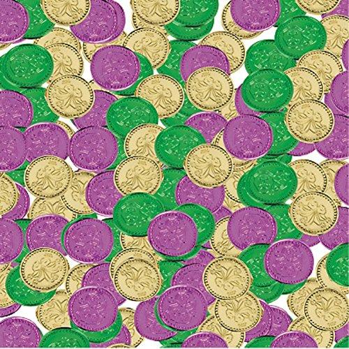 Mardi Gras Coins Mega Value Pack
