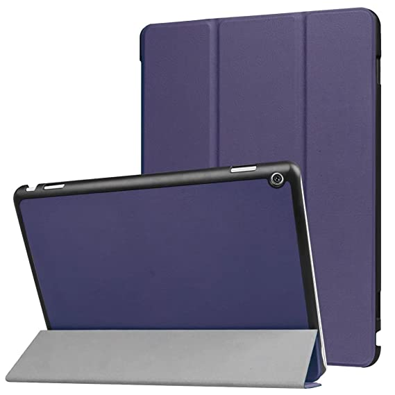 huge selection of 9ba5c 163cb Huawei Mediapad M3 Lite 10.0 Case - Xindayi Ultra Slim Lightweight  Smart-Shell Stand Cover with Auto Wake/Sleep for Huawei Mediapad M3 Lite  10.0 Inch ...