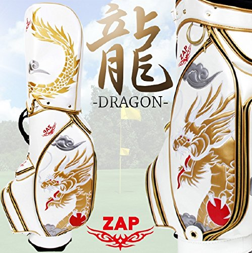 zap-golf-800000-needle-embroidery-patchwork-dragon-caddy-bag-white