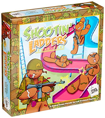 Shootin' Ladders Frag Fest