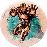 Dynamic Discs Marvel Avengers Splatter DyeMax Iron Man Fuzion Warden 170-176g