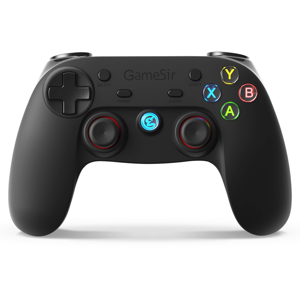 GameSir G3s – Gamepad Wireless, Controller di Gioco di 2.4GHz e di Bluetooth 4.0, Compatibile per Windows PC, PS3, Smart-TV, Samsung VR, Smartphone/ Tablet Android etc.