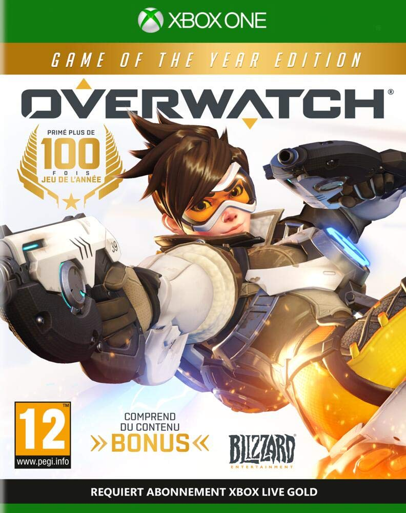 Third Party - Overwatch - Edition Game Of The Year Occasion [ Xbox one ] - 5030917216305