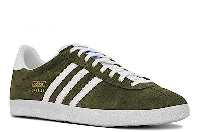 adidas gazelle femme vert kaki