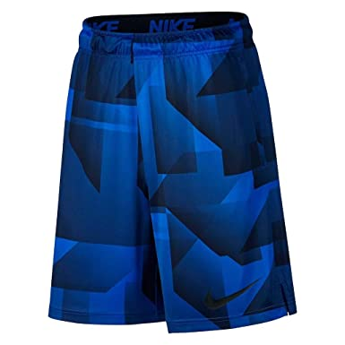 d99943d3b Nike Men's Big and Tall Dri-Fit Knit Workout Basketball Athletic Shorts ( Hyper Royal