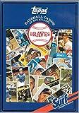 Topps Baseball Cards of the Atlanta Braves