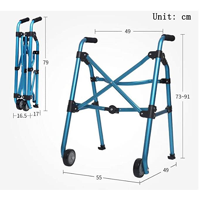 TWL LTD-Wheelchairs Andador Andador Plegable Auxiliar Miembro ...