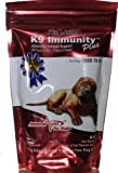 Aloha Medicinals K9 Immunity Plus - Potent Immune Booster for Dogs Over 70 Pounds - 90 Soft Chews