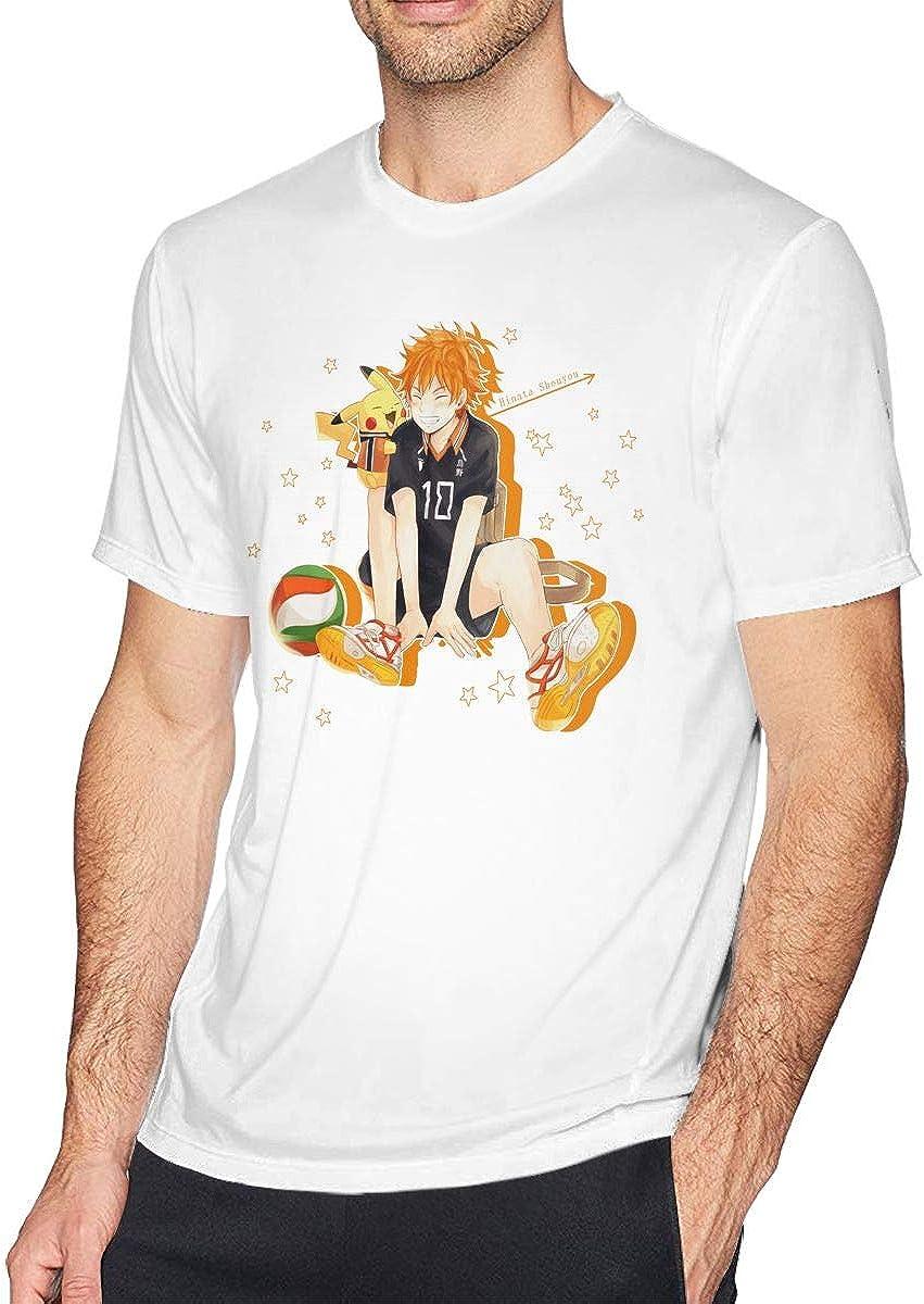 Haikyuu!! Hina-Ta SH-OYO Camiseta de Moda de algodón de ...