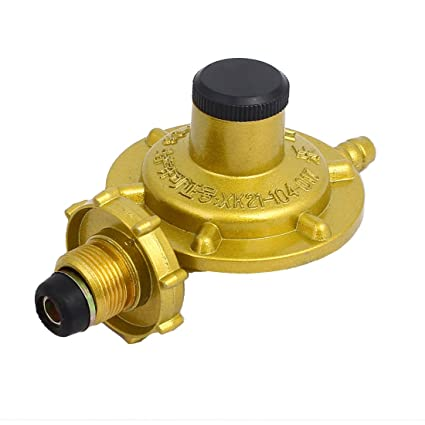 Generic 22mm Male Thread Gas Regulator Pressure Reducing Valve for