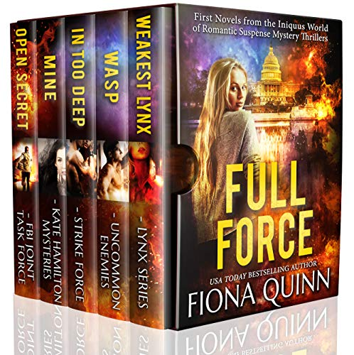 Full Force: First Novels from the World of Iniquus by Fiona Quinn ebook deal