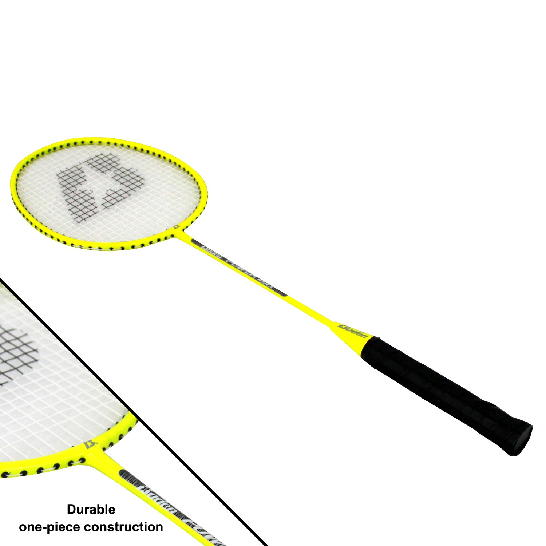 amazon com baden champions series badminton set volleyball net