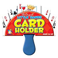 Gamewright Little Hands Playing Card Holder 5-inch