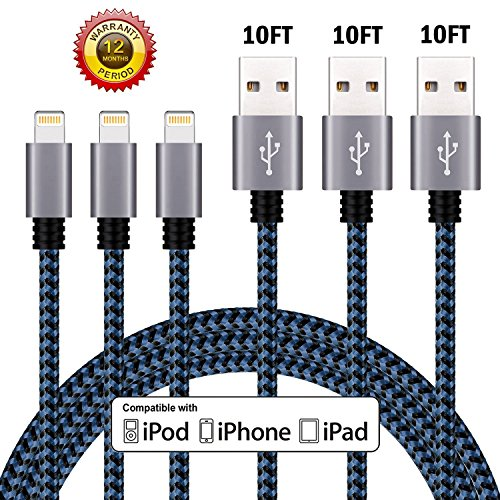 extra long iphone 5 cord - 3