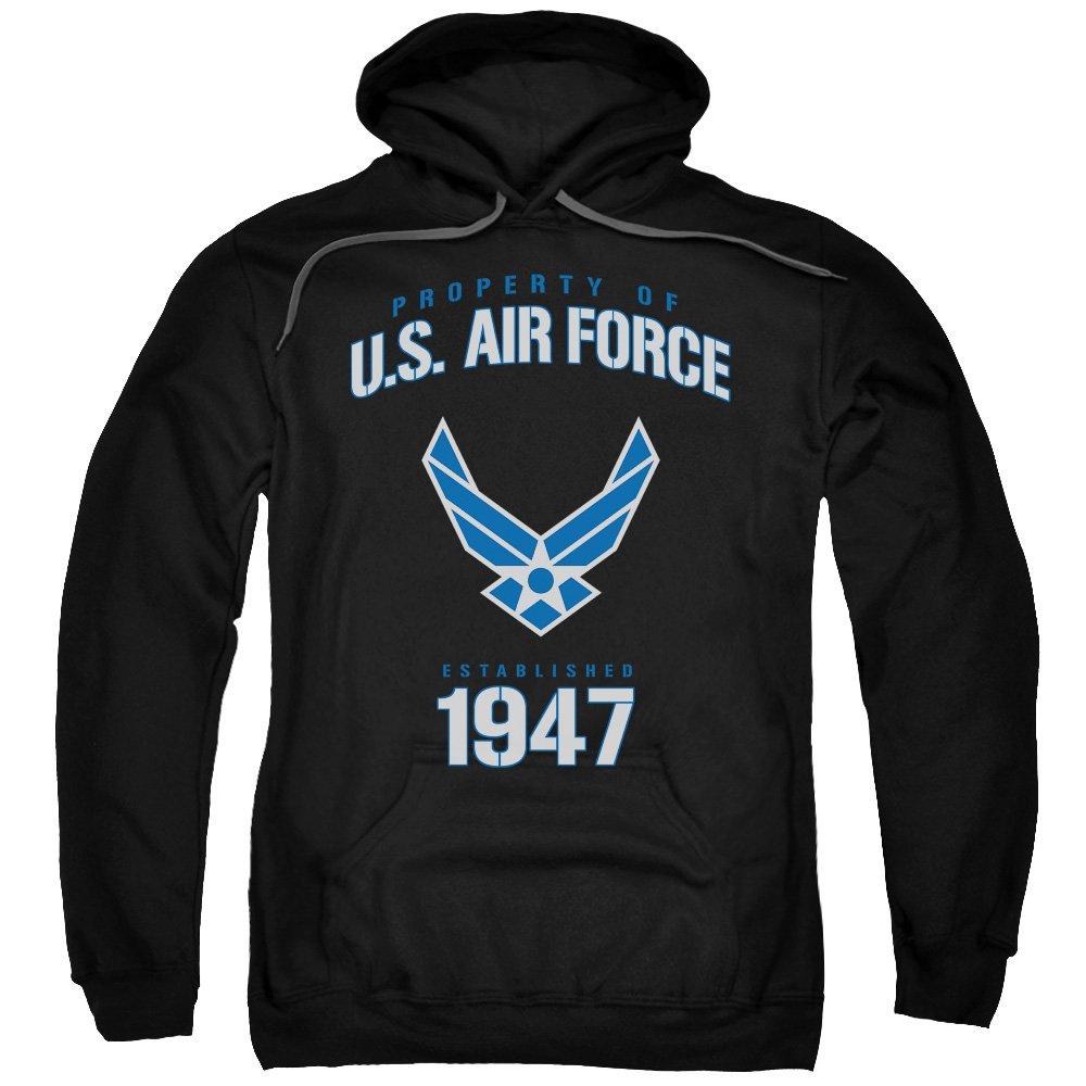 2Bhip Luftwaffe eigentum gegründet 1947 & logo hoodie für Herren