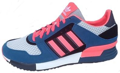 e527dd82e0b9c adidas ZX 630 D67742 True Blue Mens Trainers Size 7uk  Amazon.co.uk ...