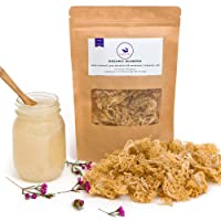 Happy Fox® Organic Sea Moss | Premium Quality, Great Value | 100% Wildcrafted, Non...