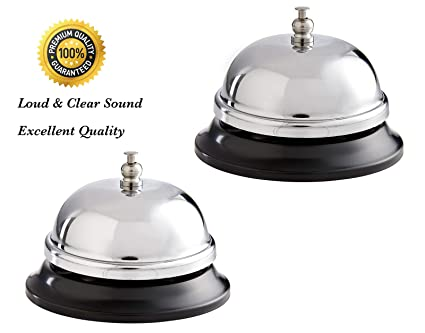 Miraculous Amazon Com Excellent Quality Azi 2 Call Bells Service Bell Home Interior And Landscaping Oversignezvosmurscom