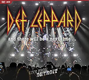 And There Will Be A Next Time...Live From Detroit [DVD/2CD]