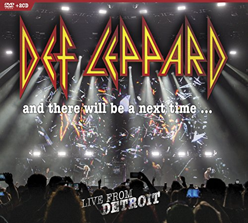And There Will Be A Next Time…Live From Detroit [DVD/2CD]
