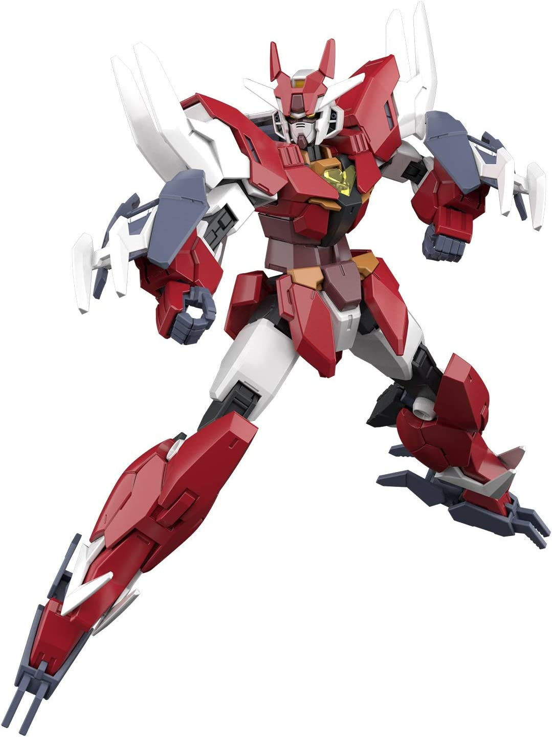 Gundam Build Divers RE:Rise #08 Core Gundam (Real Type Color) &Marsfour Unit, Bandai Spirits HGBD:R 1/144