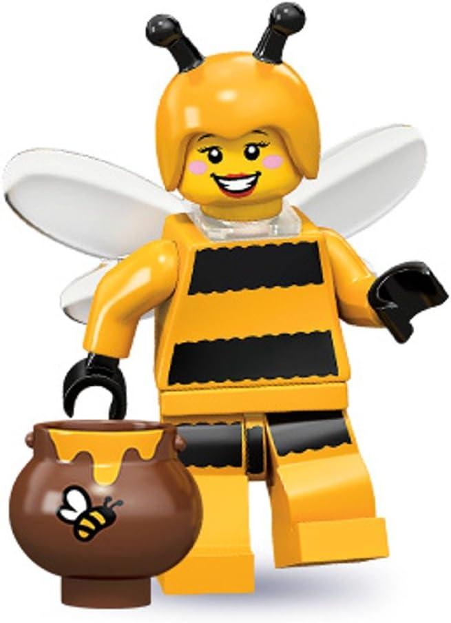 Lego Series 10 Bumblebee Girl Mini Figure
