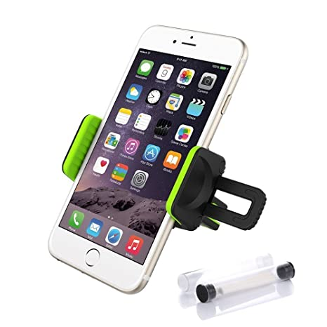 KEYNICE Titular Monte coche con el sistema de perfume Soporte Magnético de Movíl para Rejillas del Aire de Coche Car Mount Universal para iPhone 6 ...