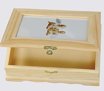 Behalter Box Bilderrahmen Zum Verzieren Fur Decoupage Aus Holz